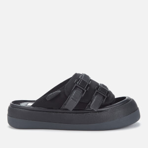 Eytys Capri Neoprene Slide Sandals - Black