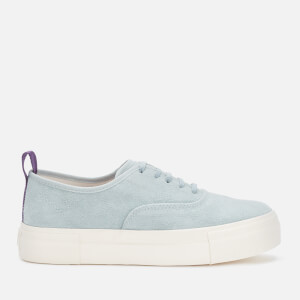 Eytys Mother Suede Low Top Trainers - Methane