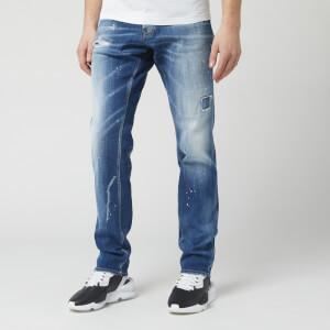 Dsquared2 Men's Cool Guy Scar Detail Jeans - Blue