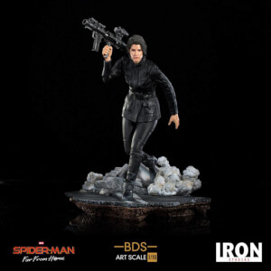 Iron Studios Spider-Man: Far From Home BDS Art Scale Deluxe Statue 1/10 Maria Hill