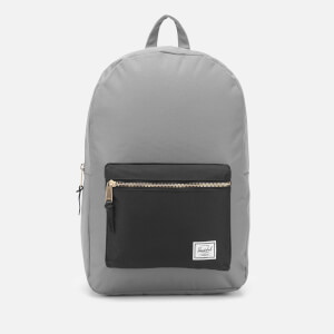 Herschel Supply Co. Men's Settlement Back Pack - Grey/Black
