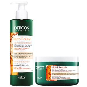 Vichy Dercos Nutri Protein Hair Bundle