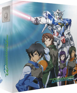 Mobile Suit Gundam 00 - Part 1 - Collector's Edition