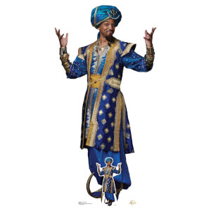 Genie (Will Smith - Aladdin Live Action) Life Size Cut-Out