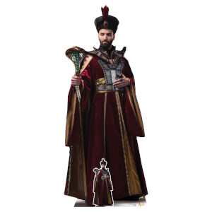 Jaffar (Marwan Kenzani - Aladdin Live Action) Life Size Cut-Out from I Want One Of Those