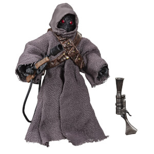 Hasbro Star Wars The Mandalorian The Black Series Offworld Jawa 6 Inch Scale Action Figure