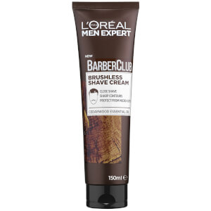 L'Oréal Paris Men Expert Barber Club Shave Cream 150ml