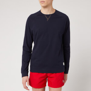 PS Paul Smith Men's Long Sleeve Top - Navy