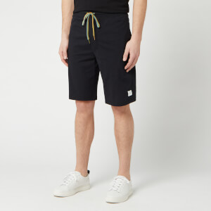 PS Paul Smith Men's Jersey Shorts - Black