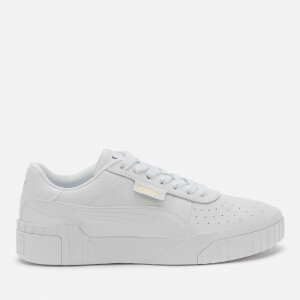 Puma Women's Cali Trainers - Puma White
