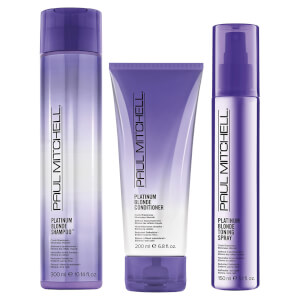 Paul Mitchell Blonde Trio Gift Set (Worth $81.85)