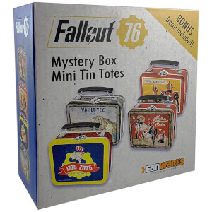 Blind Box Individual Mini Tote - Fallout