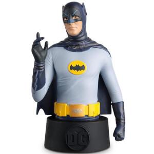 Busto di Batman 66 Classico, DC Comics - Eaglemoss