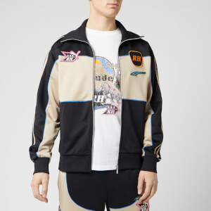 Puma X Rhude Men's Track Jacket - Black