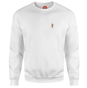 Tekkers For Days - White Sweatshirt - White