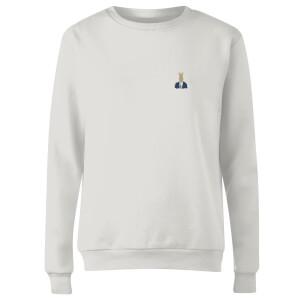 Dreams Do Come True - White Women's Sweatshirt - White