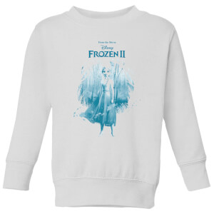 Frozen 2 Find The Way Kids' Sweatshirt - White