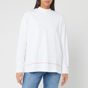 HUGO Women's Darnia Jumper - White
