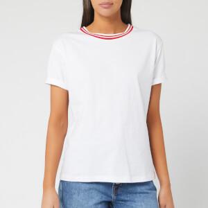 HUGO Women's Datina 2 Short Sleeve T-Shirt - White