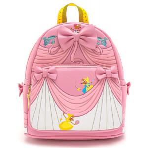 Loungefly Disney Cinderella 80th Anniversary Dress Mini Backpack