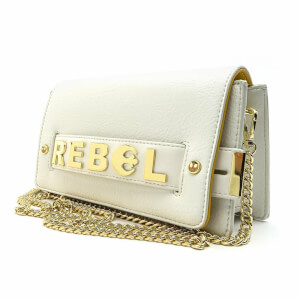 Loungefly Star Wars Gold Rebel Alliance Clutch Crossbody Bag