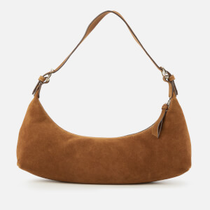by FAR Women's Mara Suede Bag - Brown