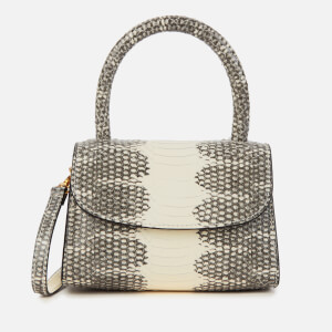 by FAR Women's Mini Snake Print Bag - Graphic