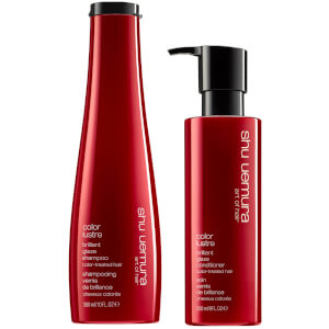 Shu Uemura Art of Hair The Colour Protecting Duo