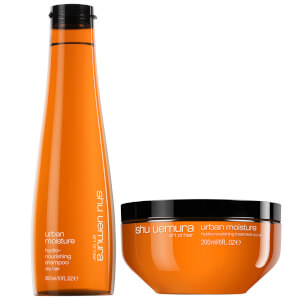 Shu Uemura Art of Hair The Intense Nourishing and Hydrating Duo