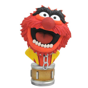Diamond Select Legends In 3D Movie Muppets Animal 1/2 Scale Bust