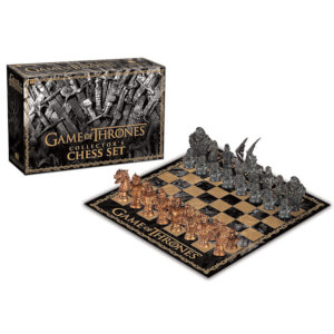 Game of Thrones Chess Collector's Set