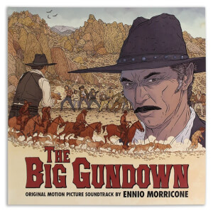 Mondo - The Big Gundown LP Set