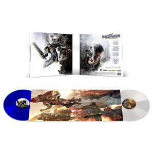 Laced Records - Warhammer: Space Marine (Original Soundtrack) LP