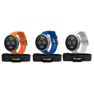 Polar Vantage V GPS Multisport Watch H10 HR Bundle