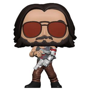 Figurine Pop! Johnny Silverhand 2 - Cyberpunk 2077