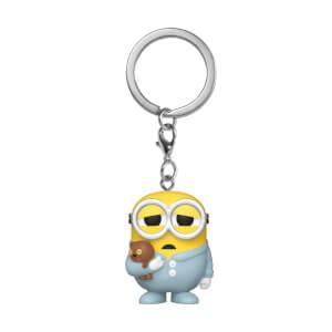 Minions 2 Pajama Bob Pop! Keychain