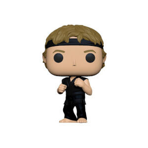 Cobra Kai Johnny Lawrence Pop! Vinyl Figure