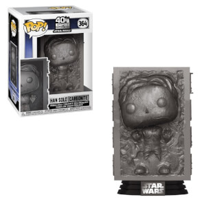 Star Wars Empire Strikes Back Han in Carbonite Funko Pop! Figuur