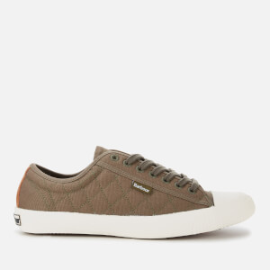 Barbour Men's Centurion Trainers - Olive