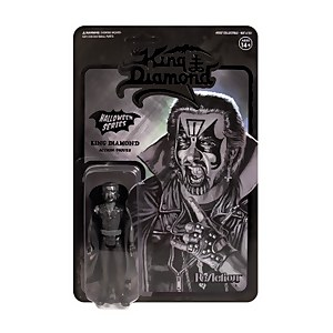 Super7 King Diamond ReAction Figure - Black