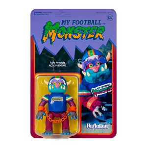 Super7 My Pet Monster ReAction Figure - Football Monster