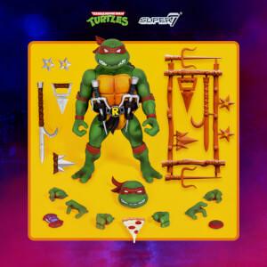 Super7 Teenage Mutant Ninja Turtles Ultimates - Raphael Action Figure