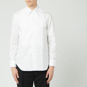 Maison Margiela Men's Dinner Shirt - White