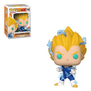 PX EXC Dragon Ball Z Super Saiyan 2 Vegeta Funko Pop! Vinyl