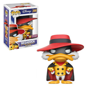 Figurine Pop! Negaduck PX Previews EXC - Myster Mask
