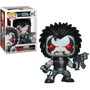 Figurine Funko Pop Lobo PX Previews EXC - DC Comics