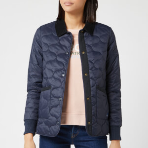 Barbour Modern Country Women's Hallie Quilted Jacket - Navy