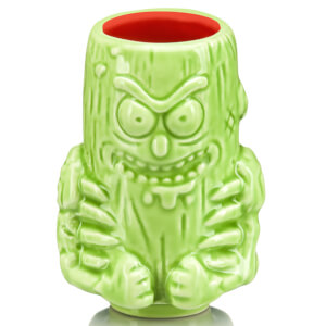 Rick and Morty Pickle Rick 2 oz. Geeki Tikis Mini Muglet