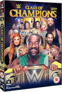 WWE: Clash Of Champions 2019