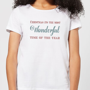 Wonderful Women's T-Shirt - White